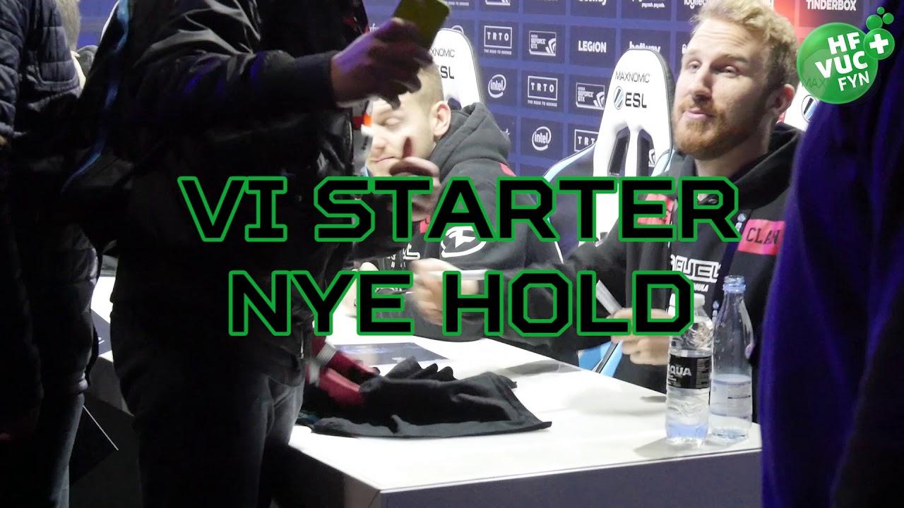 HF & VUC FYN | Hf eSport