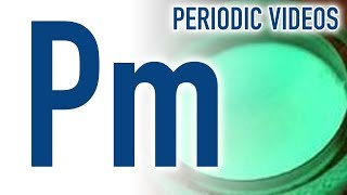 Promethium (new) - Periodic Table of Videos