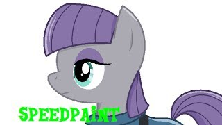 Maud Pie (speedpaint)