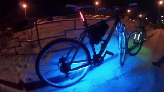 как сделать подсветку на велосипед (часть 1)(, 2016-01-29T21:29:13.000Z)