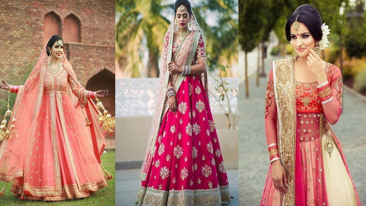 Punjabi Wedding Dresses For Girls | www.pixshark.com ...