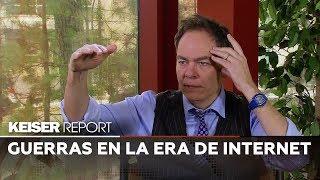 """""""Estados Unidos y China van camino de la guerra""""  - Keiser Report en Español"""