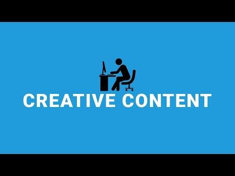 Creative Content
