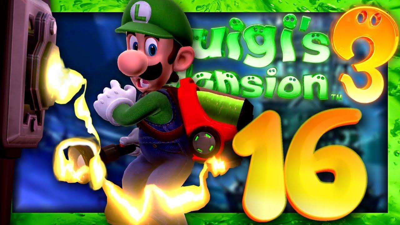 Download LUIGI'S MANSION 3 EPISODE 16 CO-OP NINTENDO SWITCH | L'HYPERASPIRATION DE LUIGI !