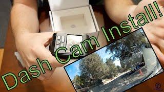 Viofo A119 Dash Cam Unboxing & Install 2015 - 2017 Subaru WRX