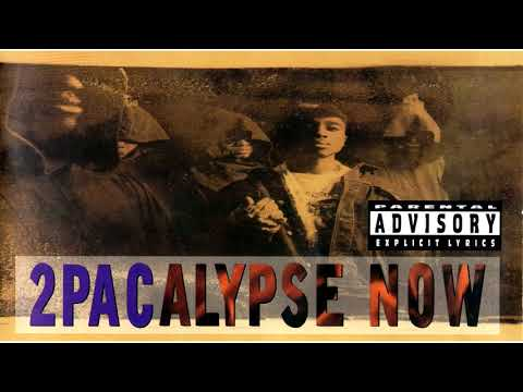2Pac: Young Black Male