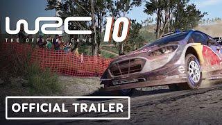 WRC 10 - Official October Update Trailer