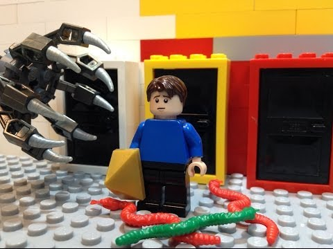 Lego Interactive Adventure (A Brickfilm Comedy)