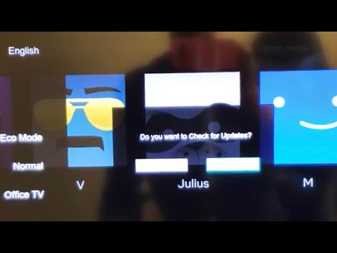 Vizio Smart TV: How To Update System Software (Firmware Update)