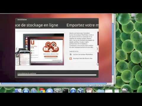 installer ubuntu sur mac