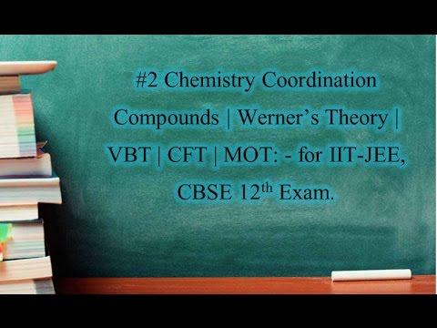 alfred werner's coordination theory Interesting facts: alfred werner's hard work of discovering coordination chemistry won him the noble prize for chemistry in 1913 for his research into the structure of coordination compounds.