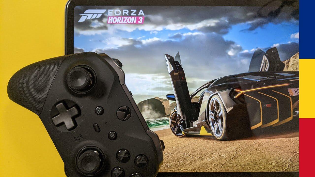 015 Jucăm Live pe Xbox Series X cu Elite Controller - Forza Horizon 3