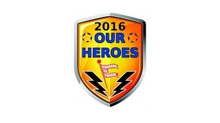 Burbank On Parade 2016 - Our Heroes