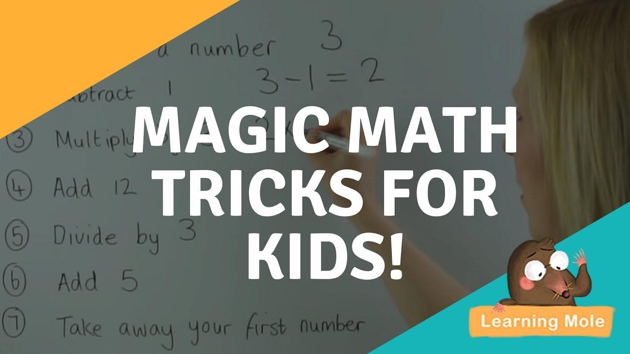 Magic Maths Tricks - Magic Math for Kids - Math Tricks - Math is Fun ...