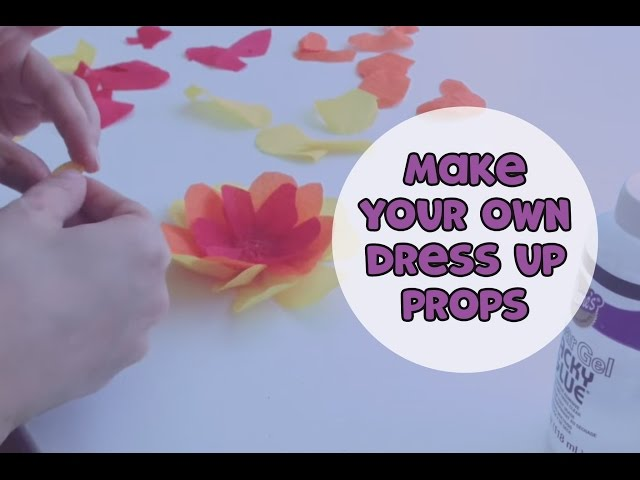 Make your own dress up bow and hairband! | Make it Yourself (s01e7)