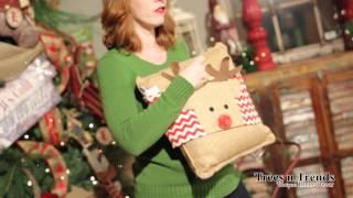 Decorative Christmas Pillow Wraps!! Thumbnail