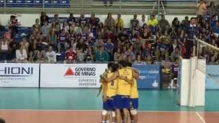 Final do Sulamericano de Voleibol masculino de Clubes 2013