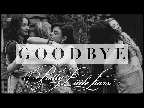Pretty Little Liars Farewell Letter  Shay Mitchell