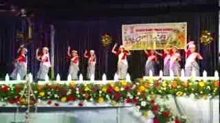 Kera Nirakal Adum dance by kids