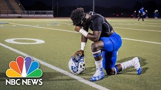 Football After The Flood: High School Vows To Fight After Hurricane Harvey | NBC News