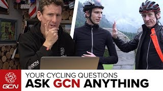 How To Lose Weight Through Cycling | Ask GCN Anything About Cycling