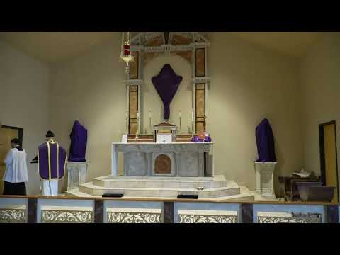 Holy Mass of Passion Tuesday @ St. Joan of Arc