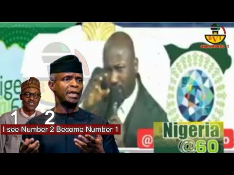 Bombshell!!! Buhari Will Not Complete His Tenure - Suleman Reveals