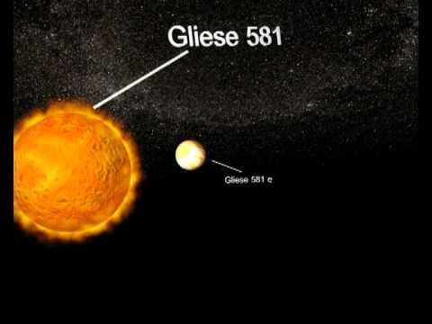 Gliese 581 D Youtube