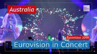 Australia Eurovision 2019 Live: Kate Miller-Heidke - Zero Gravity - Eurovision in Concert