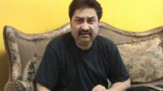 Kumar Sanu Sings Hoton pe bus tera naam hai without Music
