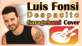 Luis Fonsi | Despacito Garageband Piano Cover iPad ( Spanish )
