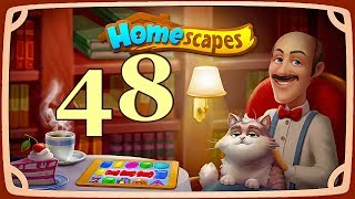 HomeScapes level 48