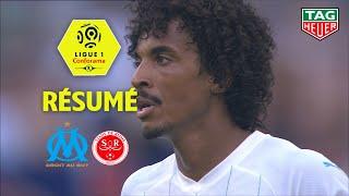 Olympique de Marseille - Stade de Reims ( 0-2 ) - Résumé - (OM - REIMS) / 2019-20