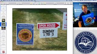 Home Inspection Tip #57:  Customized Yard Signs for Inspectors