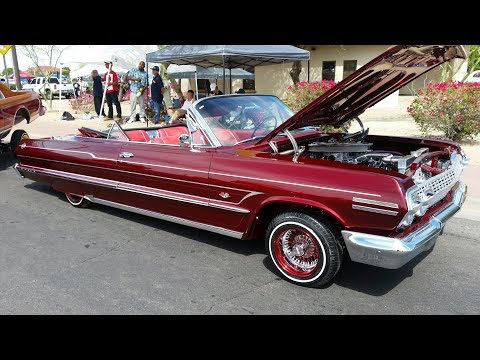 Guadalupe lowrider show 2018