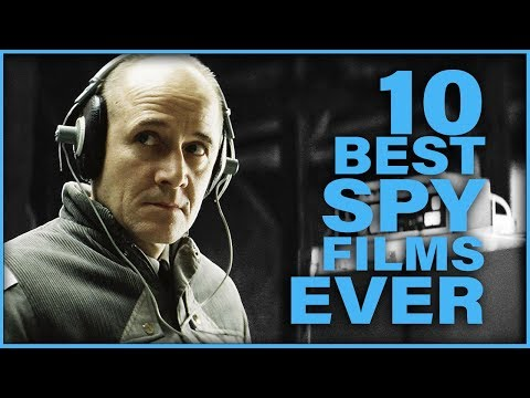 Top 10 Best Spy Films Ever