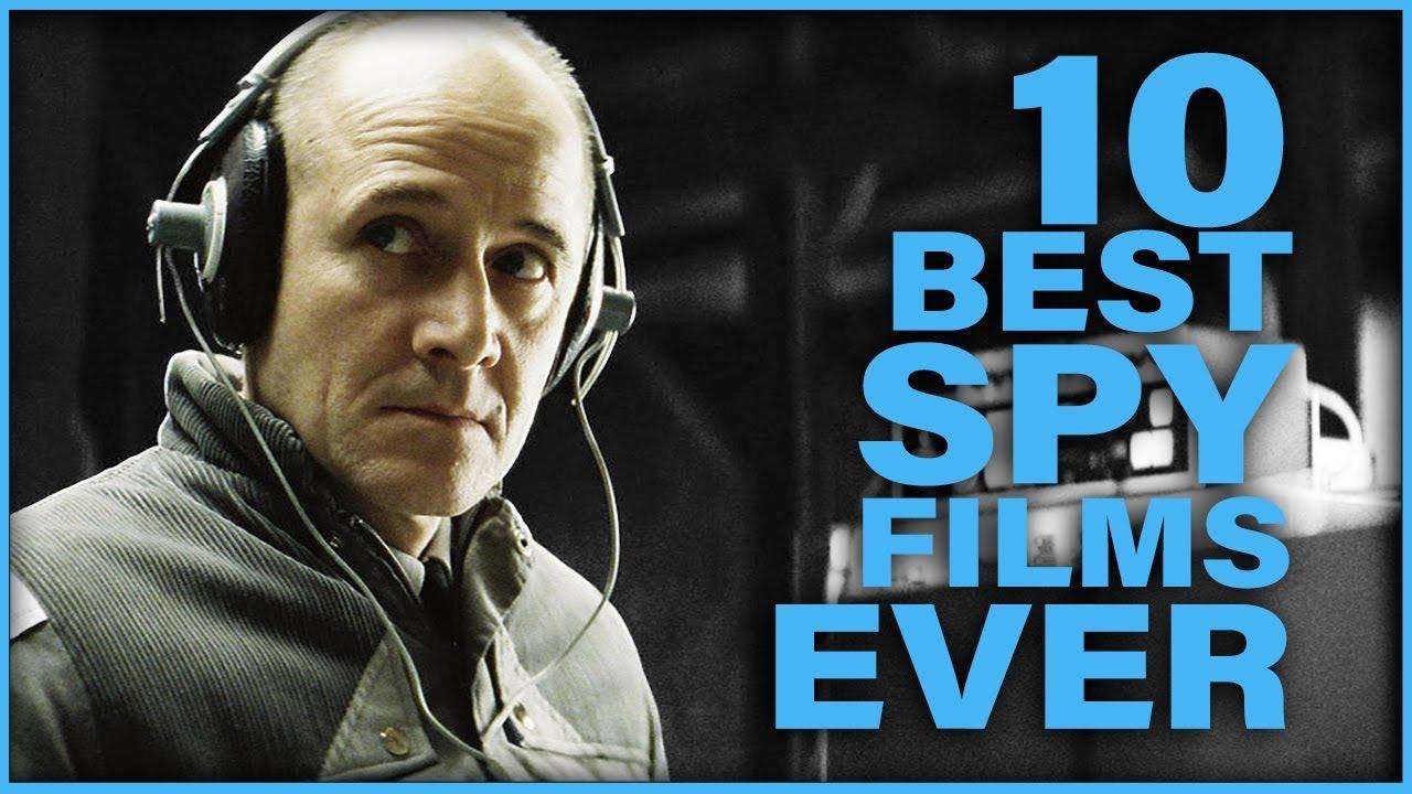 עשרת סרטי הריגול הטובים ביותר בכל הזמנים!