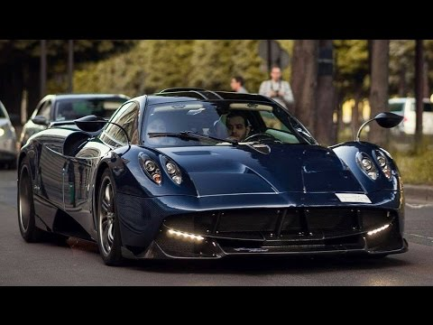 the unique pagani huayra pearl youtube. Black Bedroom Furniture Sets. Home Design Ideas