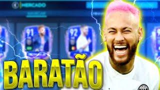COMO COMPRAR JOGADORES SUPER BARATO - FIFA MOBILE 20