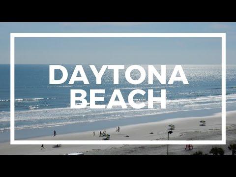 Daytona Beach Spring Break/Bike Week Travel Vlog!