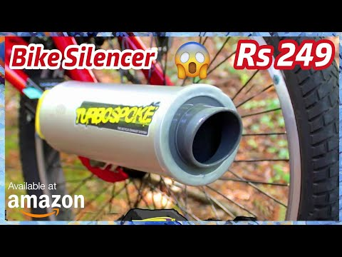 5 New Bicycle Gadgets You Need To Buy On Amazon 2019 | Bicycle Accessories | Divraksha