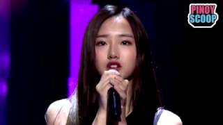 Pinay Teen Kriesha Tiu Or Chrisha Choo Wows Korean Reality Show Judges