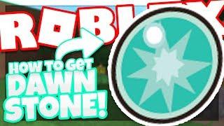 How to get a DAWN STONE | ROBLOX Pokemon Brick Bronze