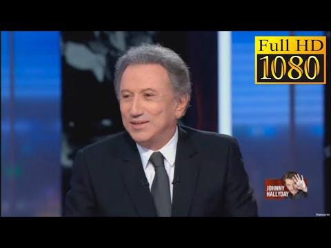MICHEL DRUCKER - INTERVIEW ANNE-SOPHIE LAPIX - HOMMAGE A JOHNNY HALLYDAY - 06 décembre 2017