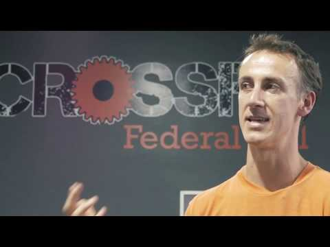 Coach Geo- CrossFit Federal Hill