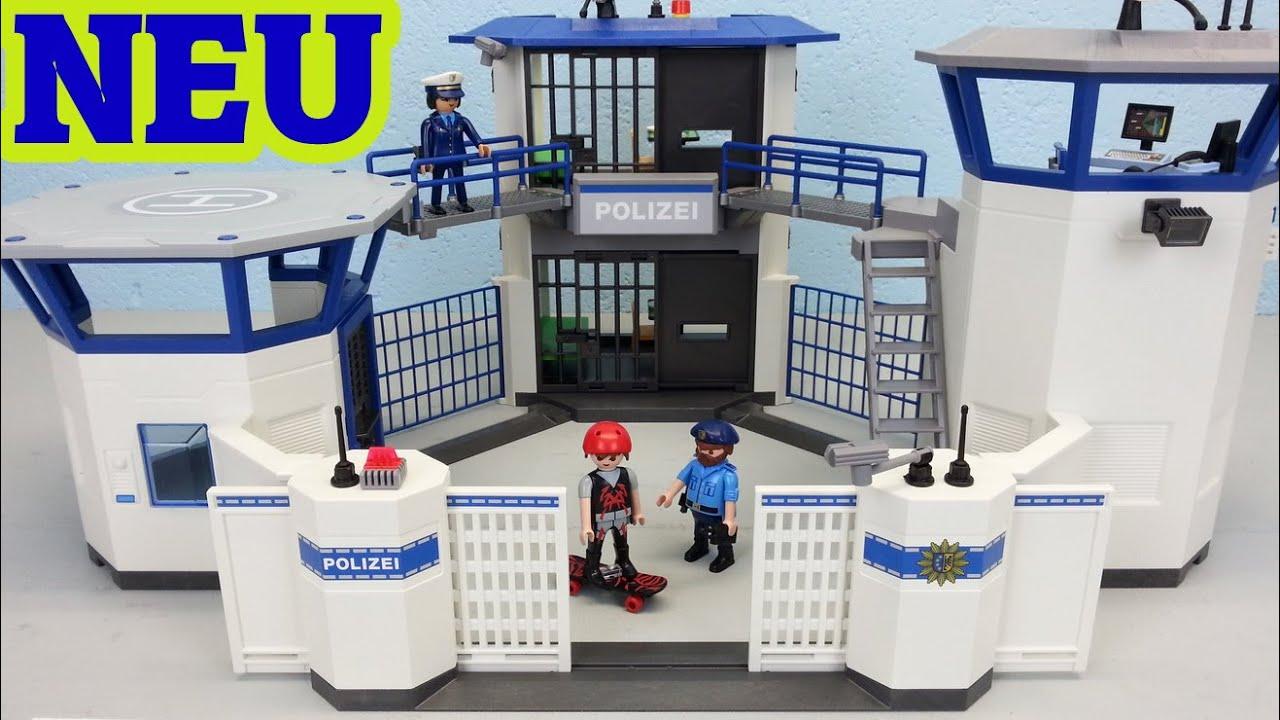 Playmobil Polizei Anleitung