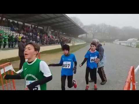 Unos 300 escolares chairegos se preparan para el Campeonato provincial de campo a través