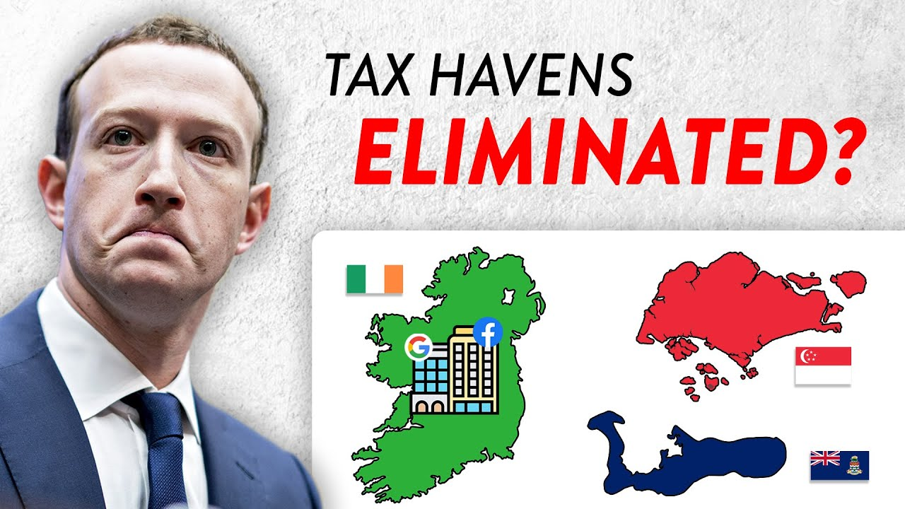 136 Countries Agree To Global Minimum Corporate Tax Rate!