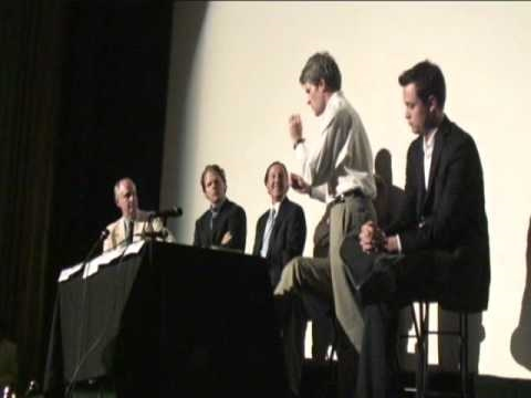 Tom Petters Case- Premiere of SECOND FRAUD Panel Discussion P4