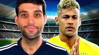 Reagindo a NEYMAR, Um Novo Homem Todo Dia | Gillette & Neymar Jr.